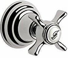 Roca a5061385a0Schlüssel Schritt 1/2F Florent chrom Armatur Armatur hidrosanitario mit Rahmen Keramik–Serie Florentina–für Bad und Dusche
