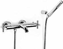 Roca Loft a5a1143C00Armatur/Mischbatterie Thermostat Außen Bad Armatur Wasserhahn hidrosanitario mit Keramik–Serie Loft–Mount für baño-ducha