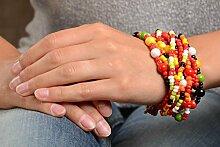 Rocailles Armband handmade Frauen Accessoire