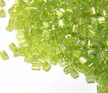Rocailles Perlen 2mm, 450g/100g, Glas Stiftperlen,