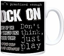Rock - Mug - Becher - Chopes