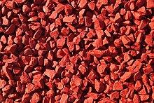 rockincolourtm Chilli Rot Dekoratives Garten Stein