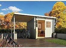 Röhrs Edition - Karibu Gartenhaus Ottersberg 2