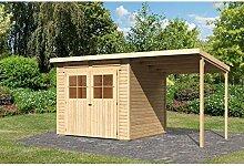 Röhrs Edition Karibu Gartenhaus Ottersberg 4 Set