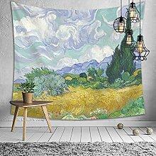 ROG000 Wandteppich Hochwertige Van Gogh Gemälde