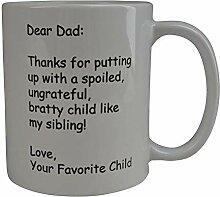 Rogue River Lustige Kaffeetasse Lieber Vater,