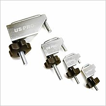 Rohr / Tube / Bremsleitungsschelle 4pc set von US Pro Tools AT188