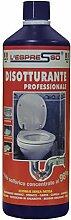 Rohrreiniger PROFI für Einleitungen von Waschbecken, Bidet, WC, Waschbecken, Küche und Bad