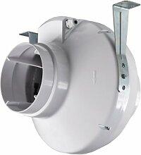 Rohrventilator VK150 Radialer Ventilator aus