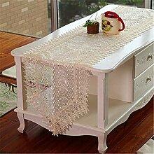 Roieters Lace Tischläufer Tischdecke Sticken