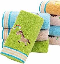 rokekill Baumwollkinder Tuch weiches saugfähiges