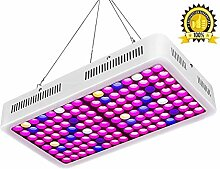 Roleadro 800W LED Pflanzenlampe, LED Grow Lampe