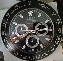 Rolex Daytona Wanduhr Made in Italy
