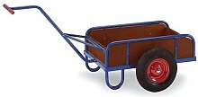 Rollcart 1-Achs Handkarre mit Bordwand, 14-1282