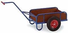 Rollcart 14-1281 1-Achs Handkarre mit Bordwand