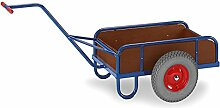 Rollcart 14-1281 1-Achs Handkarre mit Bordwand,