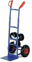 Rollcart Klapp-Treppenkarre Wechselräder, 20-9854