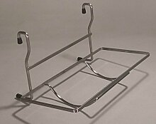 Rollenhalter Relingsystem Quad Küchenreling Küchenrolle Papierrollenhalter *42114