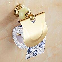 Roller ersatz der toilettenpapierhalter,Bronze