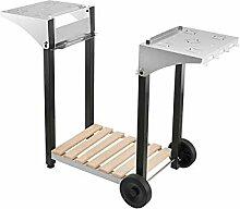 Roller Gril R.CHPS600 Servierwagen für Plancha