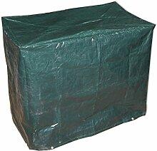 ROLLER Grillabdeckung - grün - Kunststoff - 85 cm