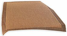 ROLLER In-/Outdoorteppich - braun - 160x230 cm