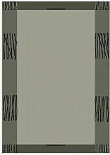 ROLLER In-/Outdoorteppich - grau - 80x240 cm