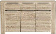 ROLLER Kommode CALPE - Sonoma Eiche - 144 cm
