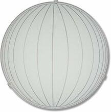 ROLLER LED-Deckenleuchte - Glas - Ø 25 cm