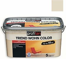 ROLLER profitan Wandfarbe Trend Wohn Color - Sand