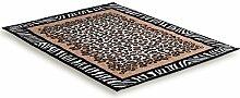 ROLLER Teppich Afrika - Zebra & Leopardenmuster -