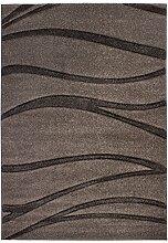 ROLLER Teppich ARACHON - grau - 160x230 cm