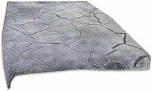 ROLLER Teppich - grau - 200x290 cm