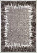 ROLLER Teppich - grau - 60x110 cm