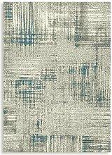 ROLLER Teppich - hellgrau-blau - 200x290 cm