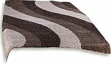 ROLLER Teppich NOVA - beige-braun - 200x290 cm