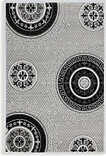 ROLLER Teppich - Silber - 80x150 cm