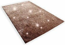 ROLLER Teppich Stella Brown - braun - 120x170 cm