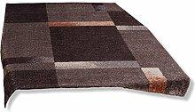 ROLLER Teppich Vera - braun - 160x230 cm