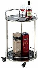 Rolling Kitchen Badezimmer Trolley Cart Weinregal