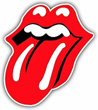 Rolling Stones Tonque Music - Self-Adhesive