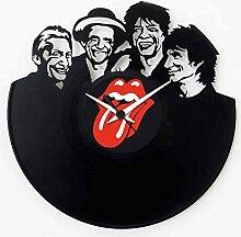 Rolling Stones vinyl original Geschenkidee Schwarz