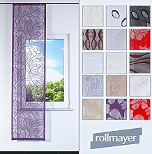 Rollmayer SCHIEBEVORHANG Muster FLACHENVORHANG