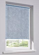 Rollo  Sichtschutz Vlies, grau ((H/B) 150/80 cm)