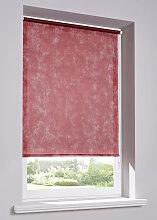 Rollo  Sichtschutz Vlies, rot ((H/B) 150/50 cm)