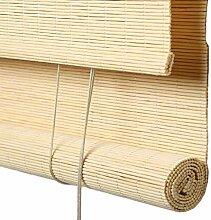 Rollos,Jalousien Bambus-Rollo,