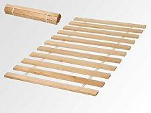 Rollrost Flex 90x200 cm oder Tom 140x200 cm Lattenrost Rollroste Neu (140x200 cm)