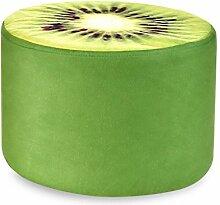 Rollsnownow Obst Hocker Haushalt Kreative Sofa Hocker Runde Sitzen Pier Kinder Hocker Leinen Hocker Sets (28 * 28 * 20 cm) ( Farbe : N )