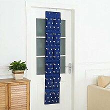 Rollsnownow Waschbar hängen an der Tür der Tasche hinter der Tür Tasche Wand hängen Lagerung Tasche Unterwäsche hängen Wand hängen Tasche ( Farbe : E )