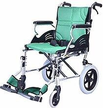 Rollstuhl, Aluminiumlegierung Licht Tragbare